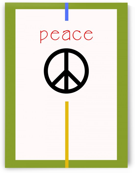 PEACE by Kaleem
