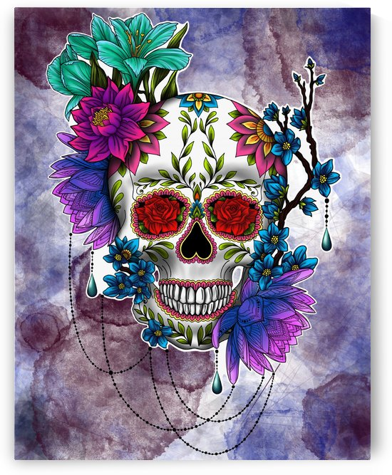 Flowers in her Eyes  by DarkHorse Bailey