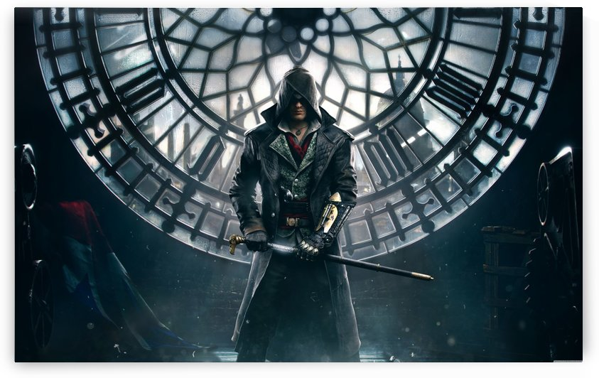 Assassins creed by Alex Pell