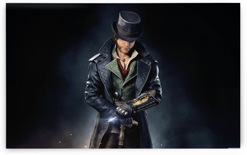 Assassins creed syndicate jacob frye by Alex Pell