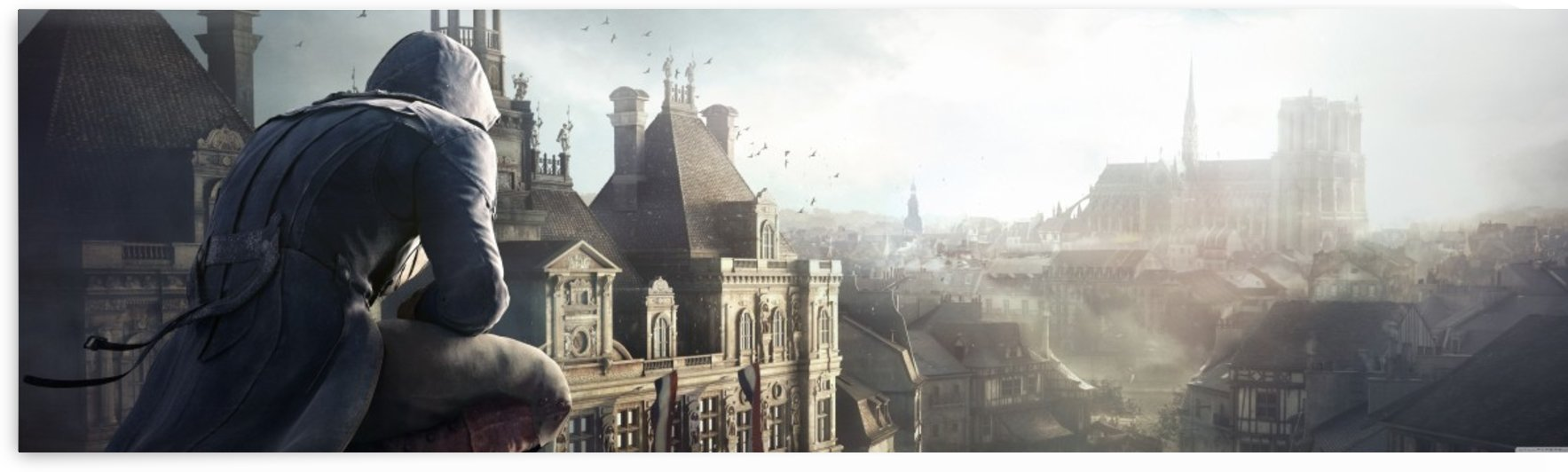 Assassins creed unity arno by Alex Pell