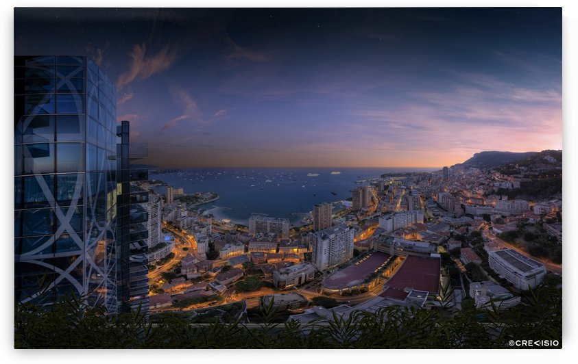 Monaco Crevisio by Alex Pell