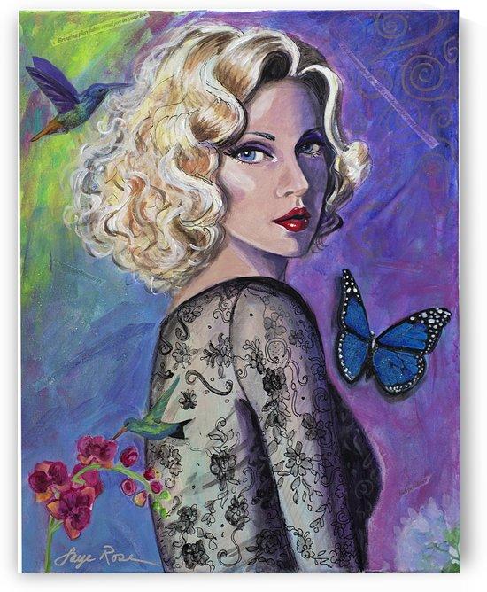 Flights of fancy by Faye Rose Art
