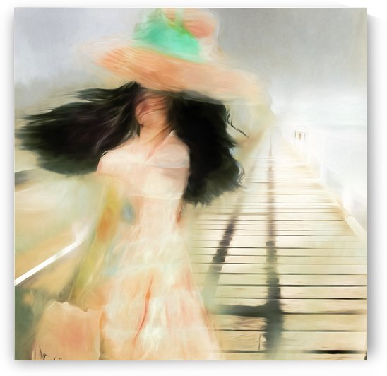 The wind B by Elizabeth Berry