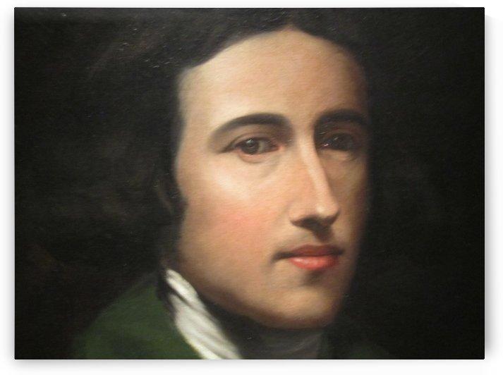 Benjamin West at National Portrait Gallery by Benjamin West