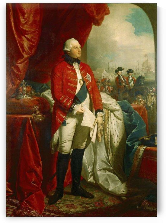 George III by Benjamin West