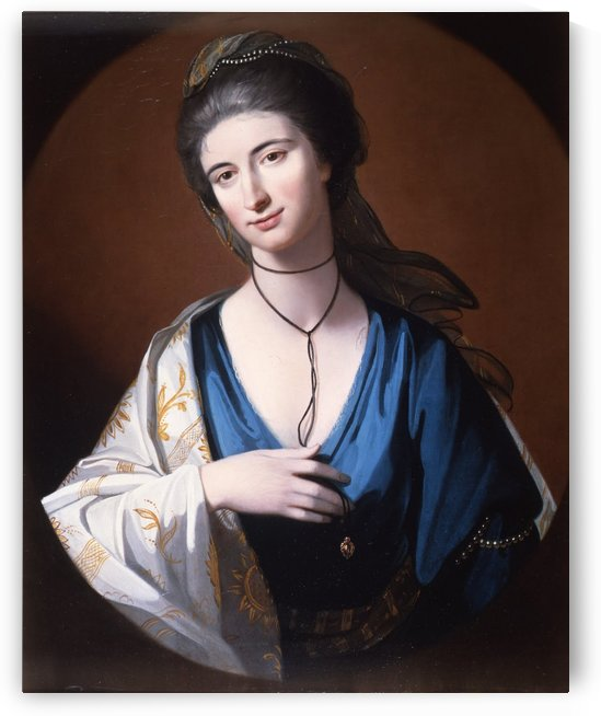 Magdalenwhyte by Benjamin West