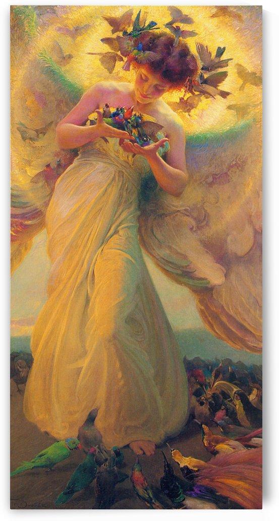 Angel by Benjamin West