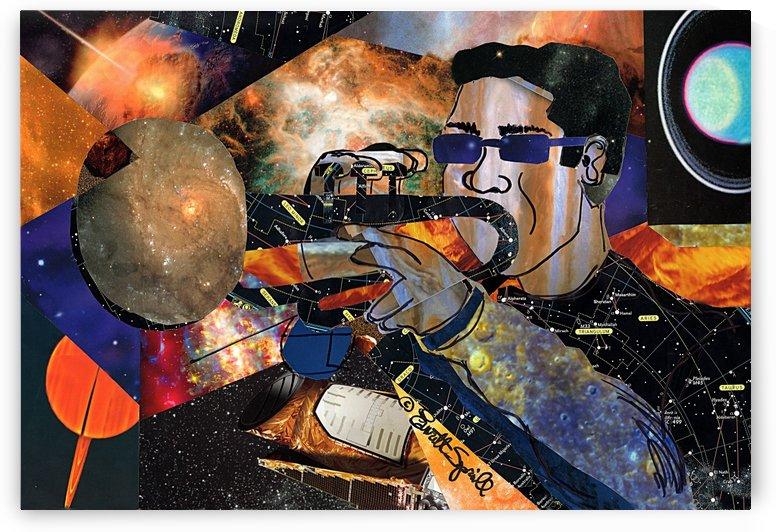 Space Trumpet by Everett Spruill