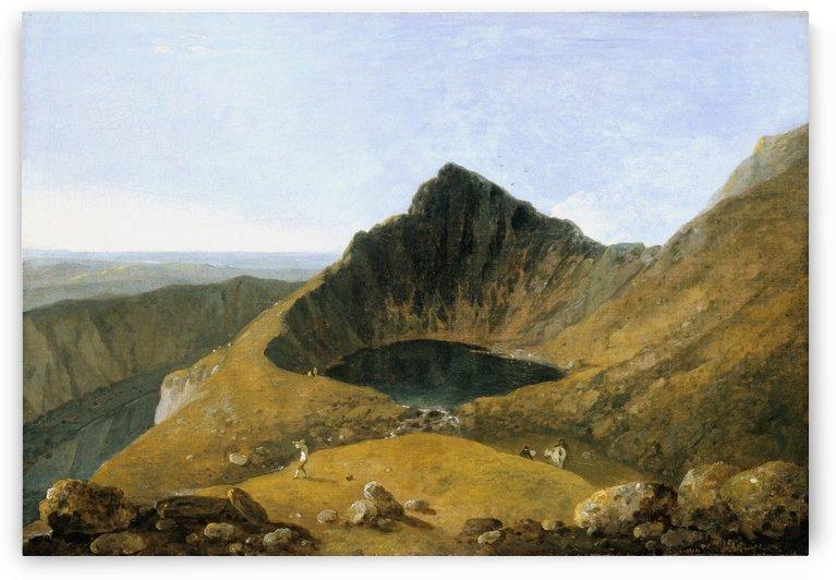 Cader Idris by Richard Wilson