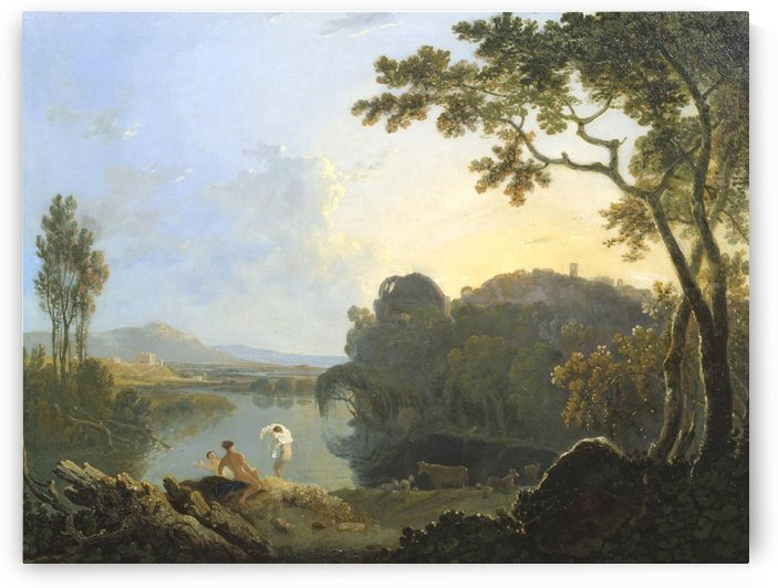 The Thames by Richard Wilson