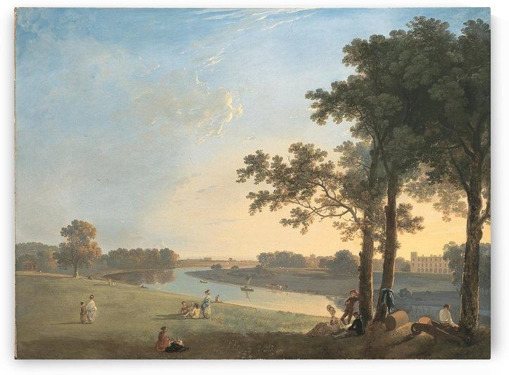 Syon by Richard Wilson