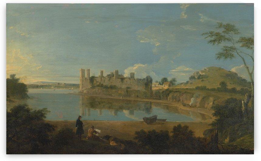 Romantic Castle by Richard Wilson
