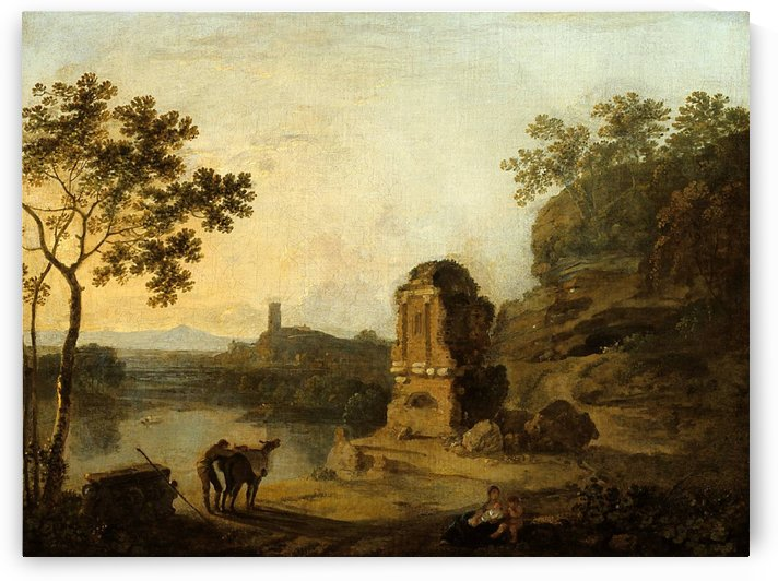 Rome by Richard Wilson