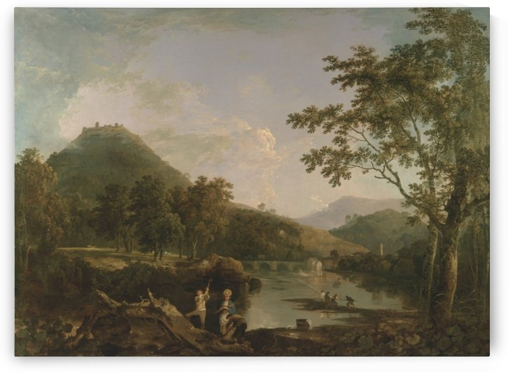 Welsh Landscapes by Richard Wilson