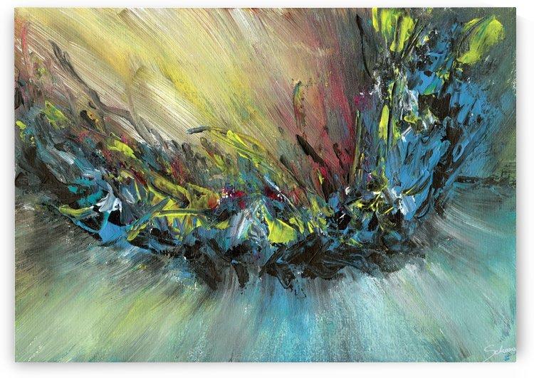 Abstract by Karolina Moskwa