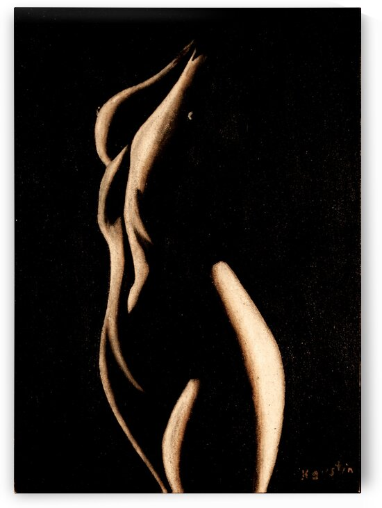 NUDE 08  by Keith Gustin