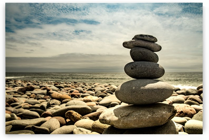 Stacking Rocks NS by Aimee Lambes