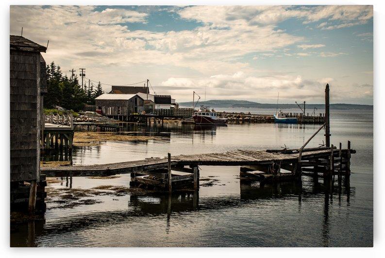 Fishing Shack NS 1010 by Aimee Lambes
