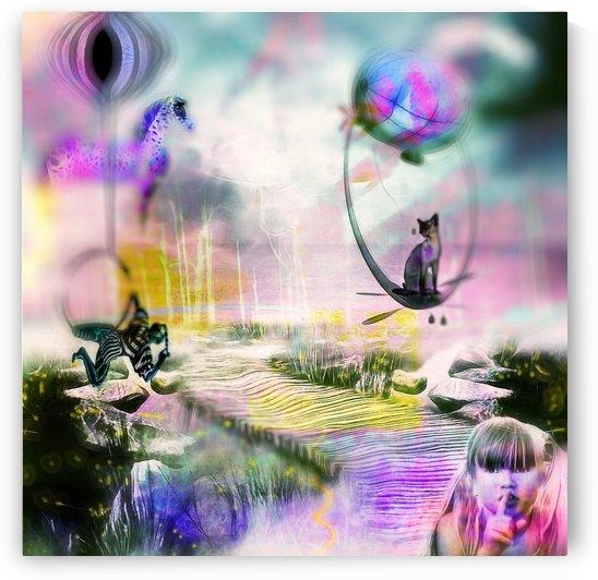 Childhood dreams by Elizabeth Berry