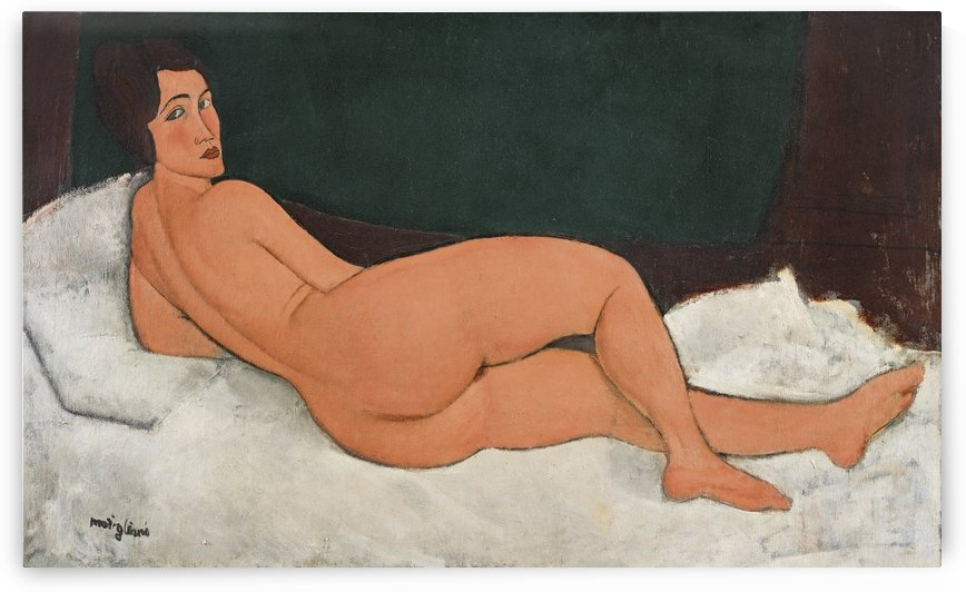 Lying Nude by Maestro_Joe