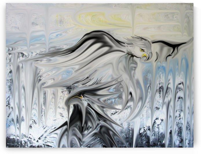big freeze  by irma engelbrecht