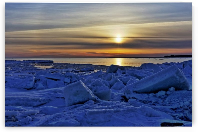Froid repos-Cold relax by Sylvain Bergeron Photographies