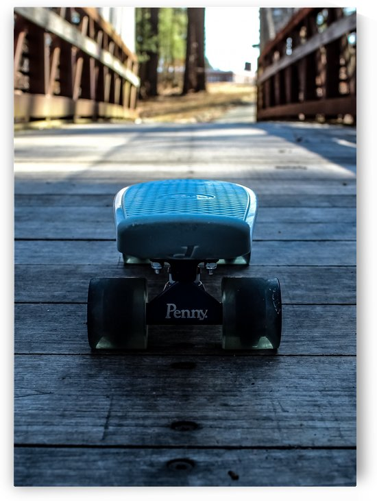 Penny Board by JDWPhotography