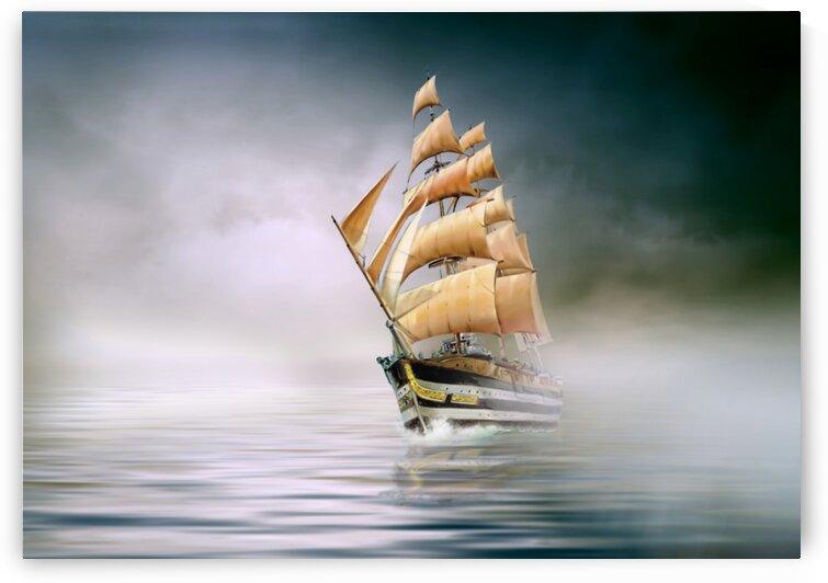 Fog in the Bermuda Triangle by Radiy Bohem