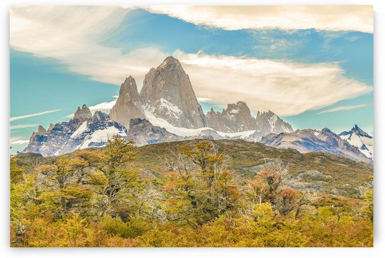 Fitz Roy Mountain   El Chalten   Argentina by Daniel Ferreia Leites Ciccarino