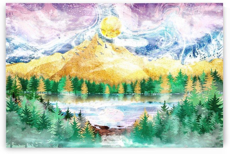 Beauty of Nature   Illustration V by Art Design Works