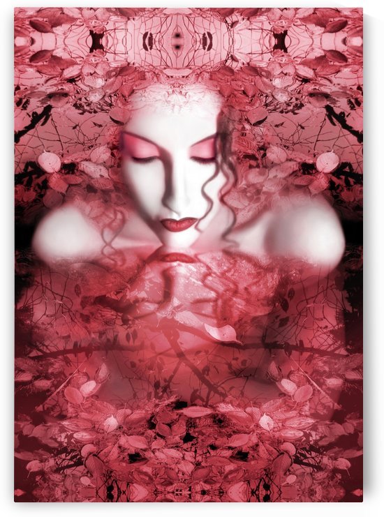 Red Autumn by Jaeda DeWalt