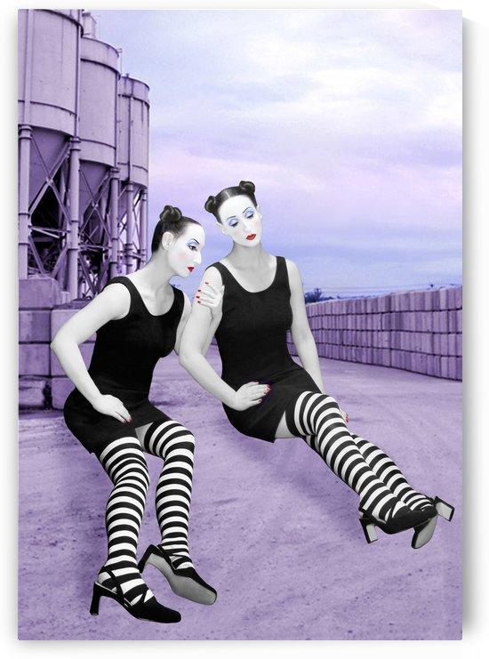 Lavender Melancholy by Jaeda DeWalt