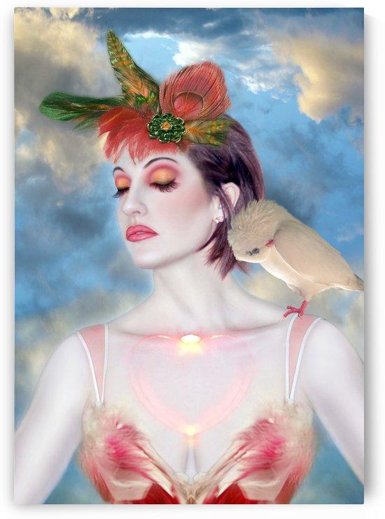 The Avian Dream by Jaeda DeWalt