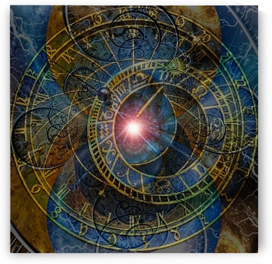 Wheels of Time by Bruce Rolff