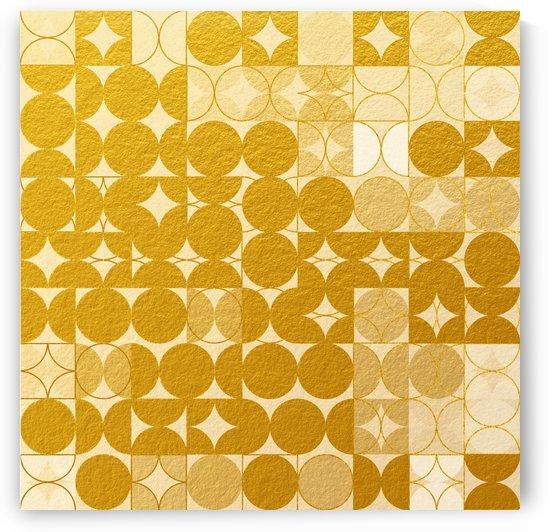 Geometric XIX v2 by Art Design Works