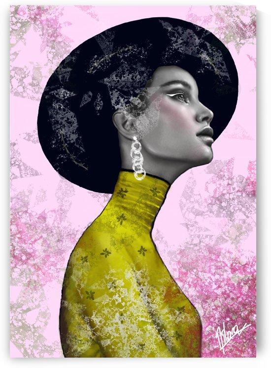 Fashion Illustraion by dllara