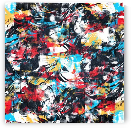 Abstract Flow II by Art Design Works