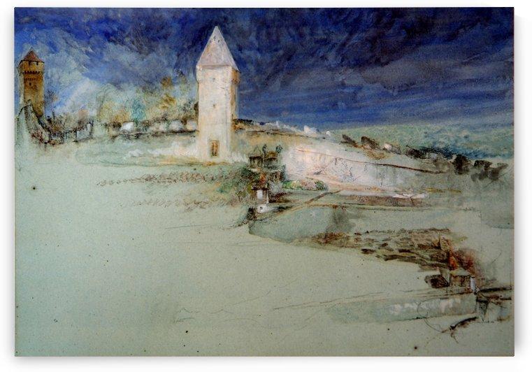 The Walls by John Ruskin