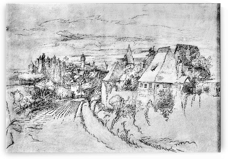 Lauffenbourg by John Ruskin
