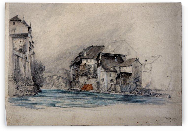 Brugg by John Ruskin
