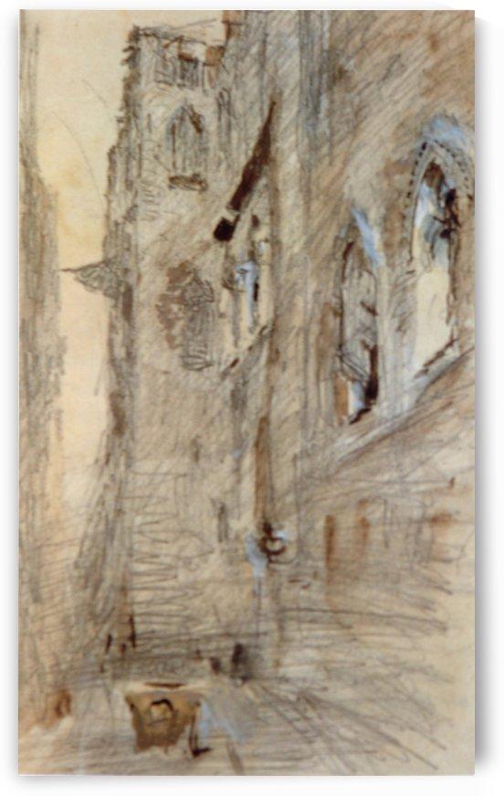 A Street in Venice by John Ruskin