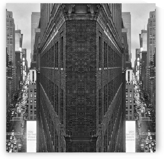 City Scape 1 by Hazz Brad