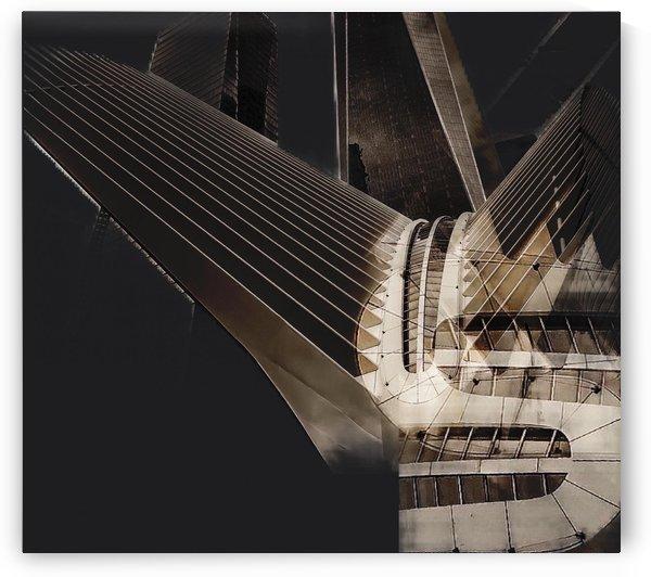NYC - Trade Center by Hazz Brad