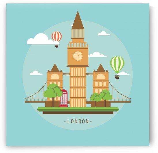 london watch landmark england by Shamudy