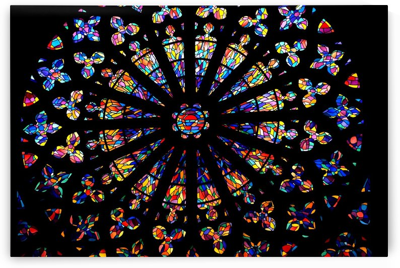 church stained glass windows colors by Shamudy