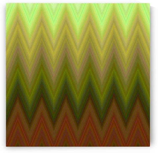 zig zag chevron classic pattern by Shamudy