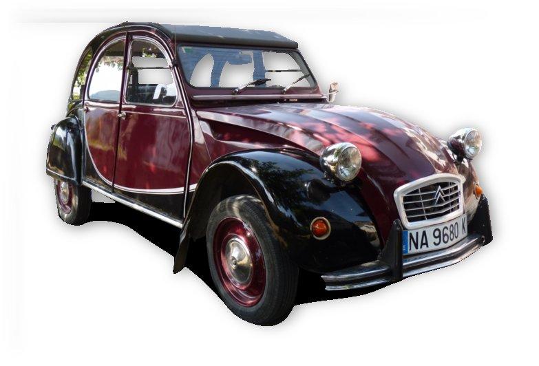 car old vintage by Shamudy
