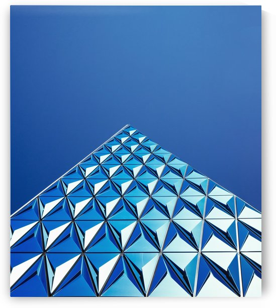 art building pattern abstract by Shamudy