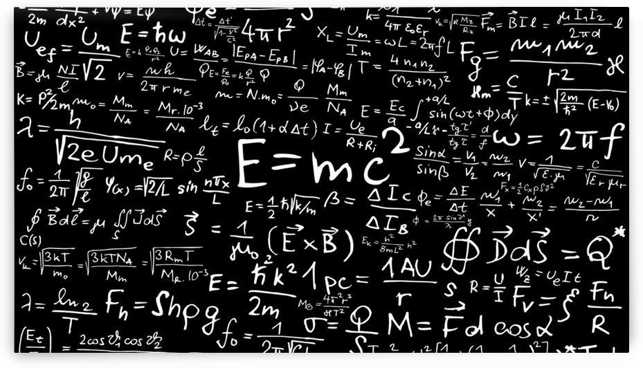 science albert einstein formula mathematics physics special relativity by Shamudy
